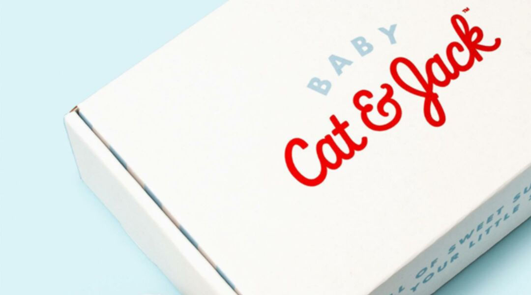 Cat and Jack baby clothing subscription box