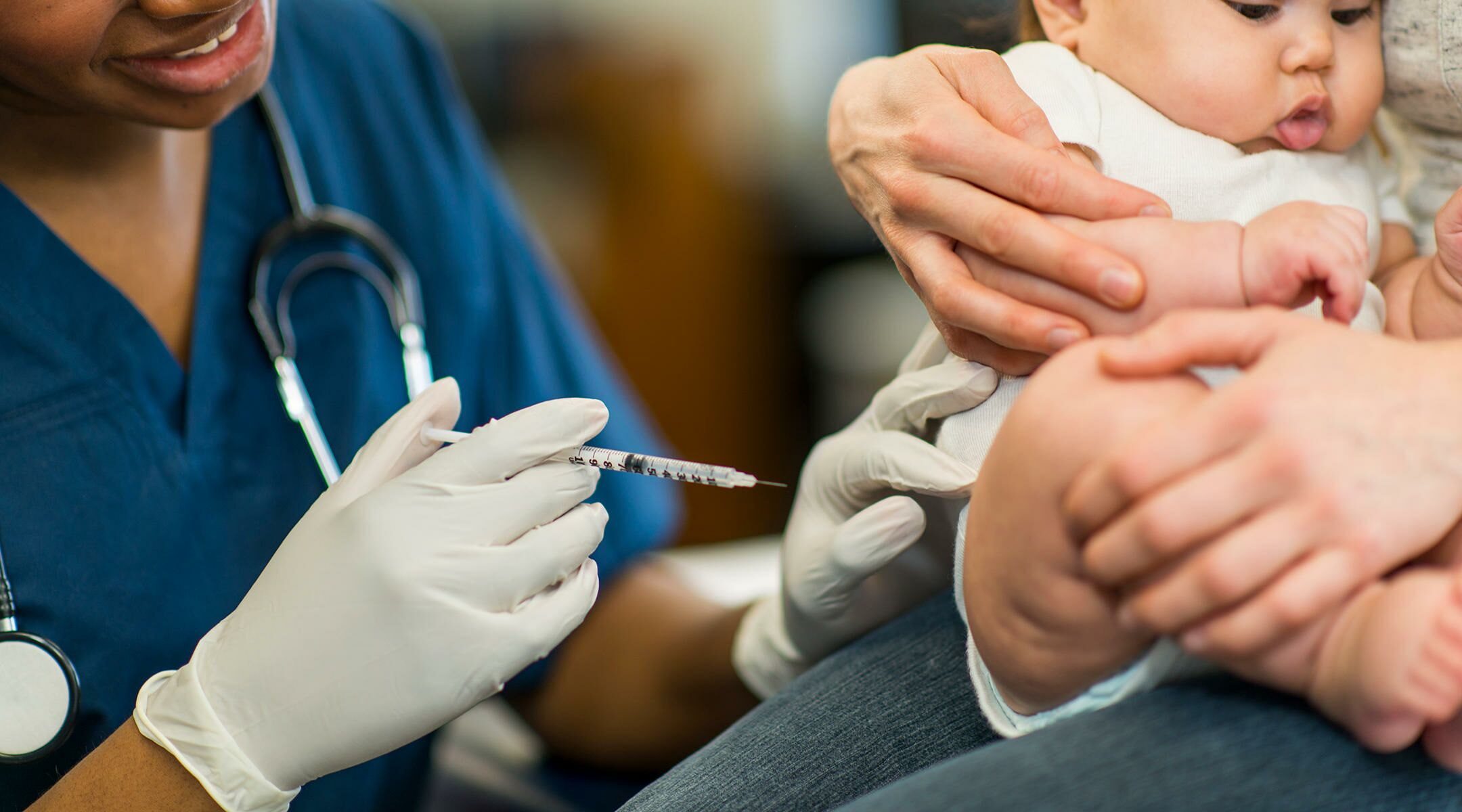 What vaccinations do newborns in the hospital 2