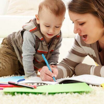 Easy (and Fun!) Art Projects ForBabies