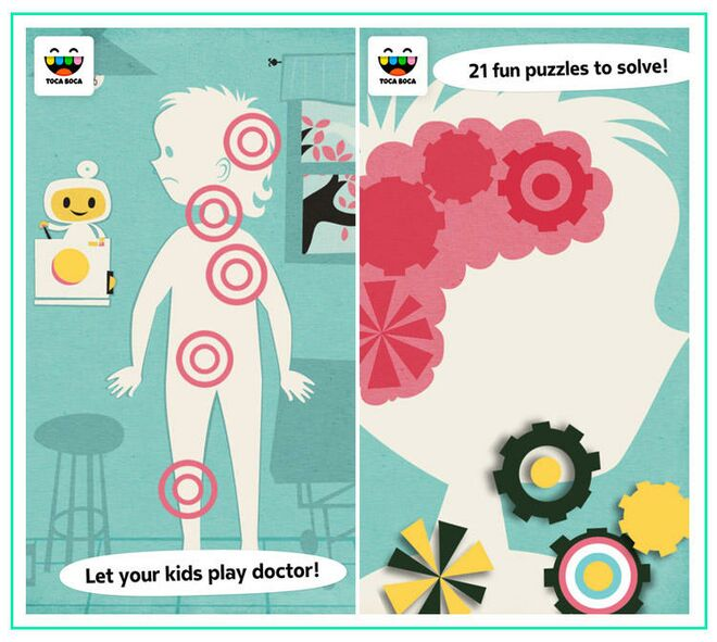 19 Best Toddler Apps for 2- and 3-Year-Olds