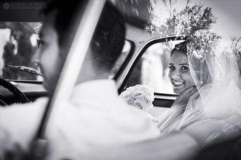Raluca&Bogdan's wedding; Romanian style