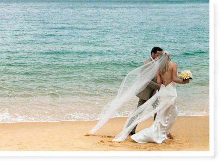 Beach weddings beach wedding ideas for Beach wedding photos