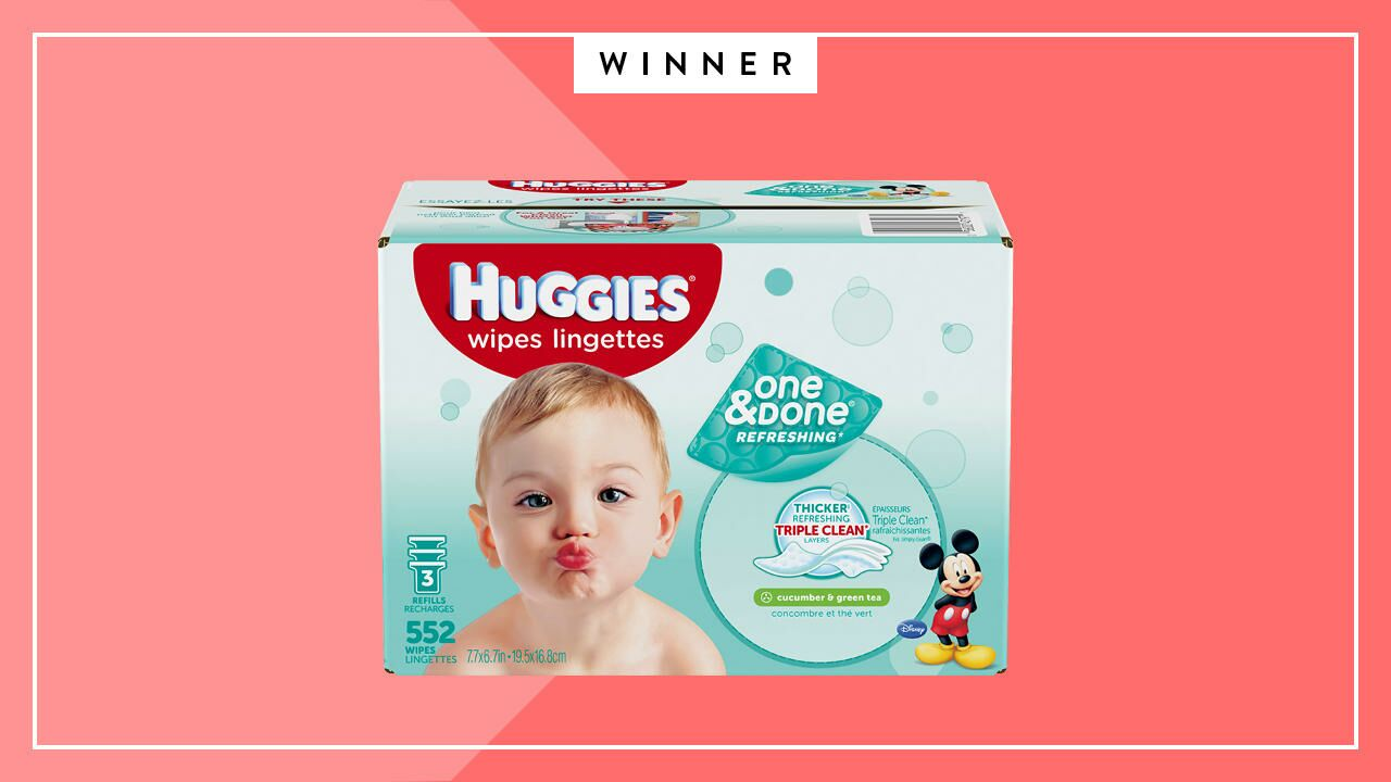 Best Baby Wipes Huggies One And Done Wipes