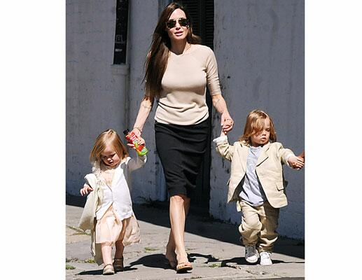 Celebrities With Twins