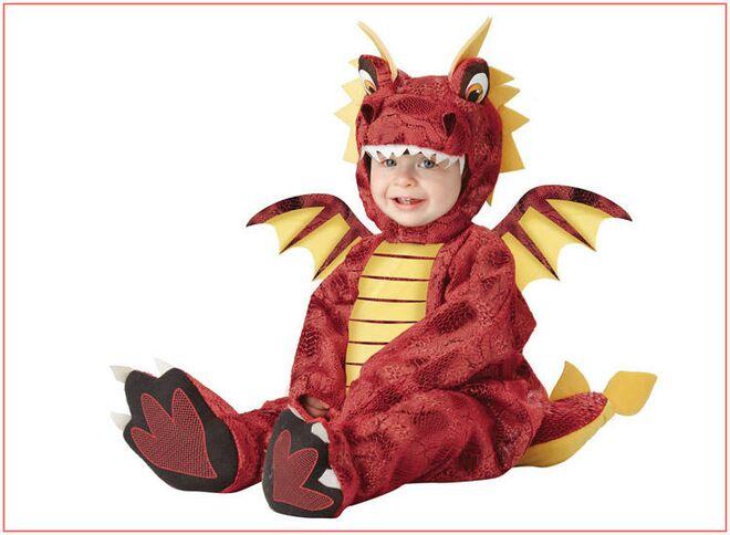 toddler-halloween-costume-unique-dragon  sc 1 st  The Bump & Best Toddler Halloween Costumes 2017