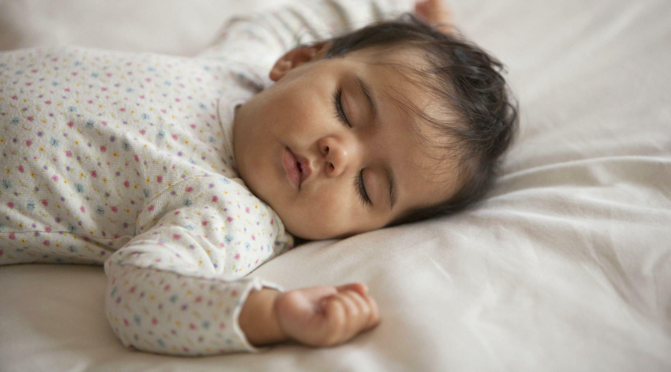 When Do Babies Sleep All Night?