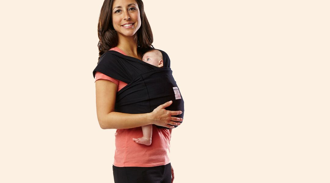 a121687c511 Baby K Tan Original Baby Carrier Review