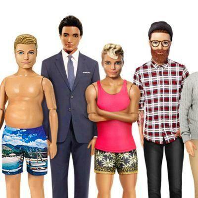 Step Aside, Barbie: Ken Gets a Makeover Too