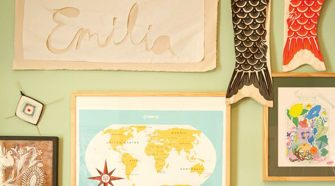 21 Inspiring Nursery Wall Decor Ideas