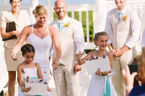 Hawks Cay Wedding - Pitre