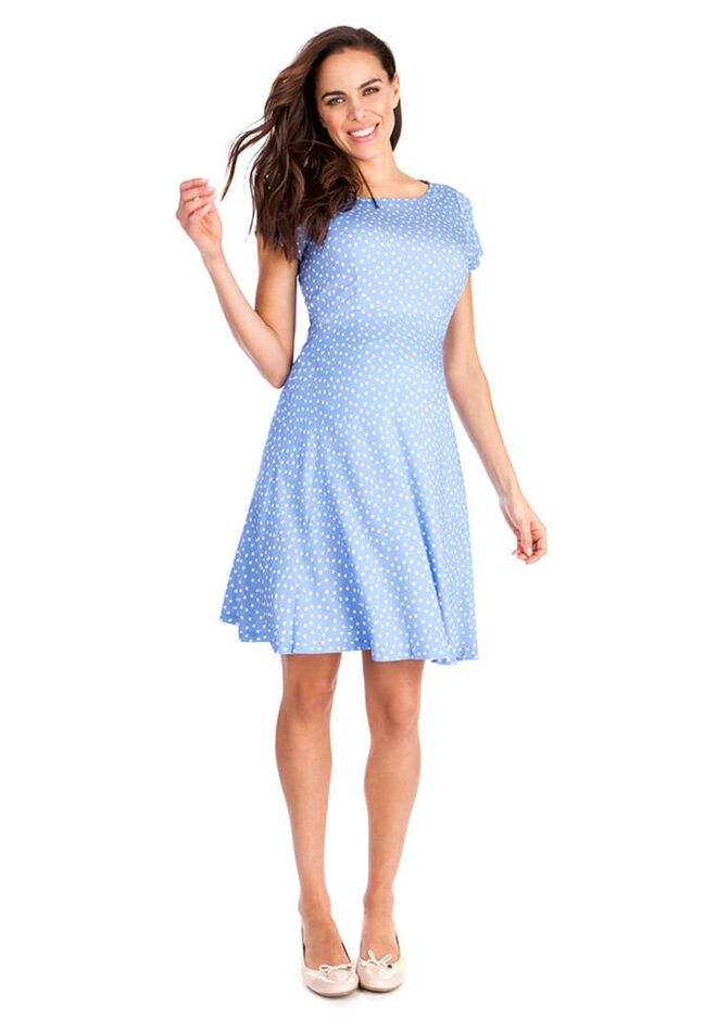 Seraphine Cute Maternity Dresses For Baby Shower