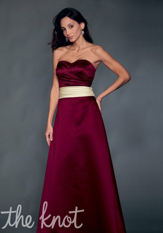 Bill Levkoff 525 Bridesmaid Dress The Knot