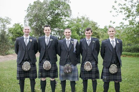 A Scottish Wedding in Texas