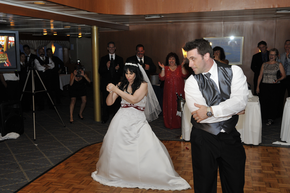 Hudson River Wedding - Alex and Colin