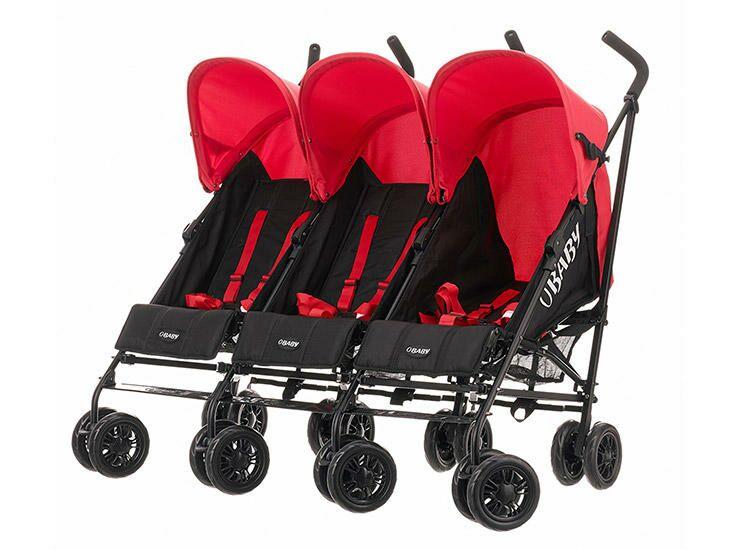 10 Best Triple Strollers