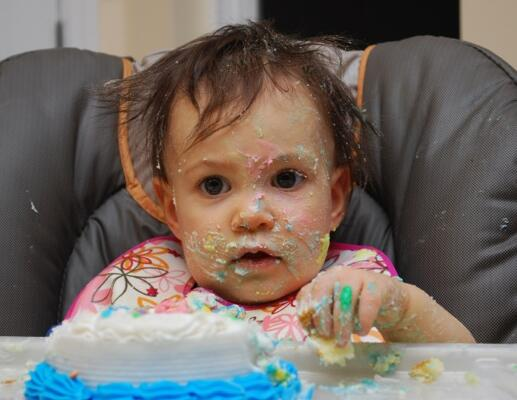 Hilarious Baby's First Birthday Photos