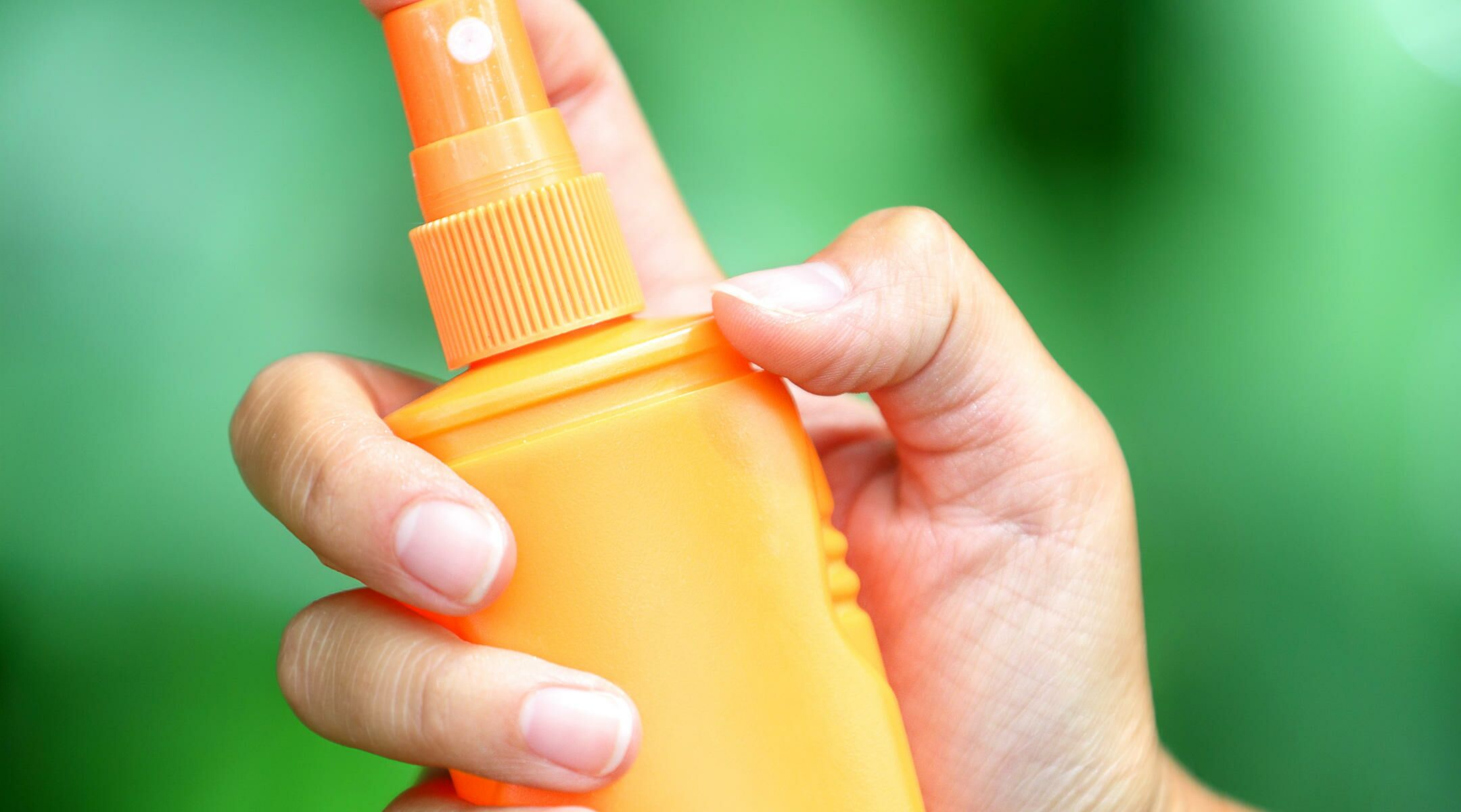 Q&A: Is DEET Okay for Baby?