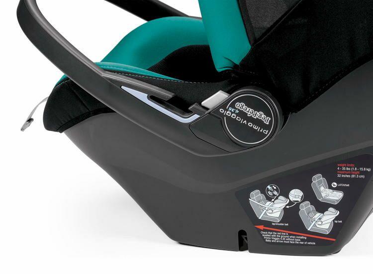 Peg Perego Primo Viaggio 4 35 Infant Car Seat Review
