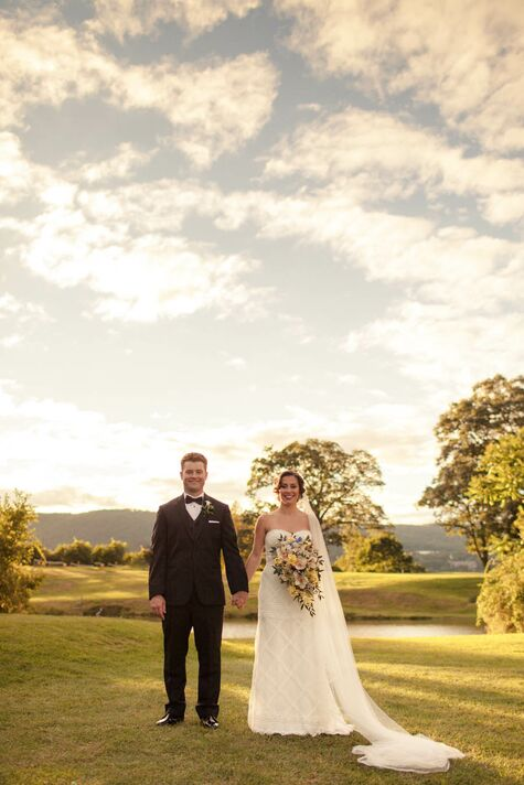 Classic Hudson Valley Wedding