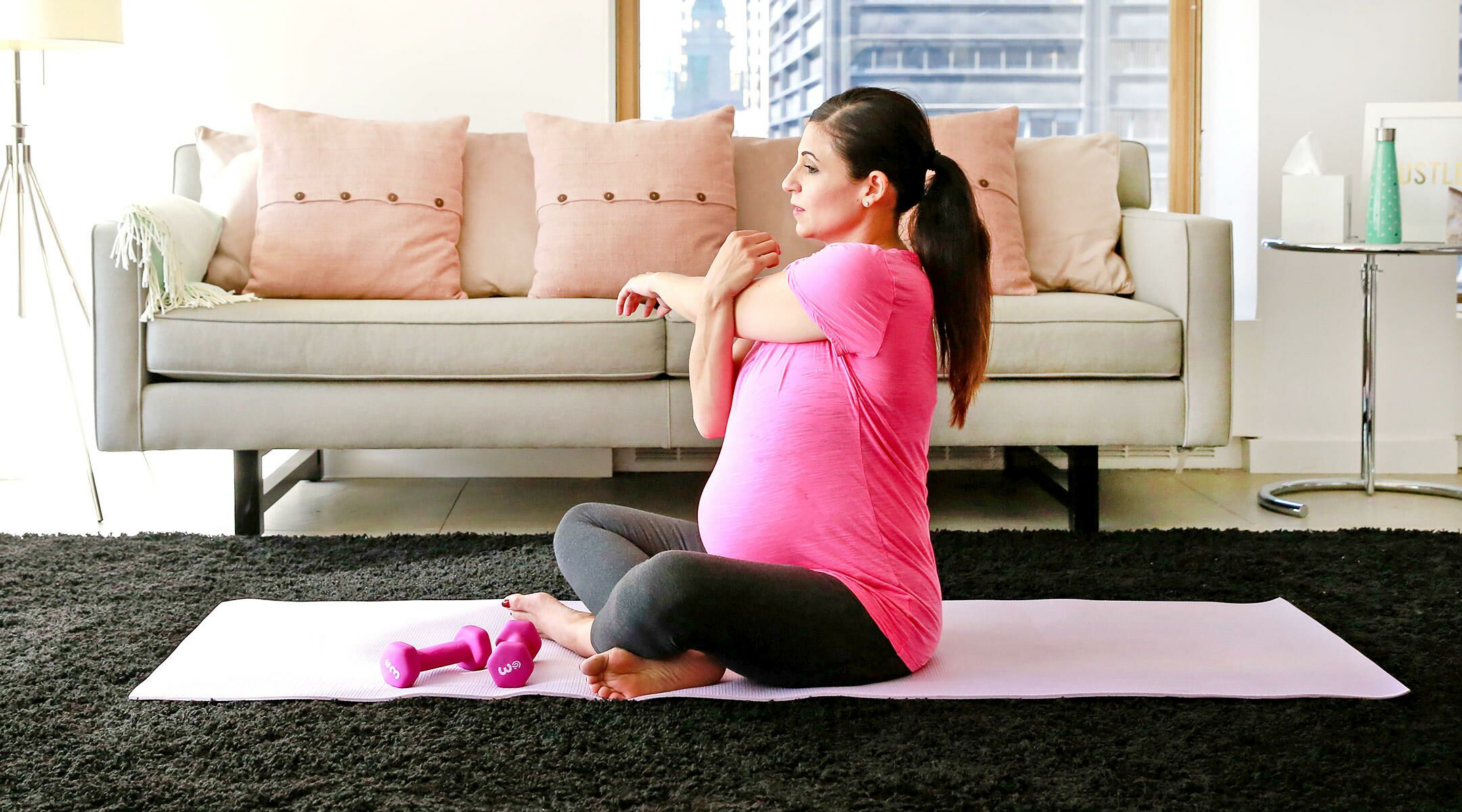 Pregnancy Workouts And Exercises For Pregnant Women