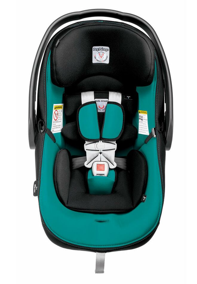 Peg Perego Pv Carseat Top View