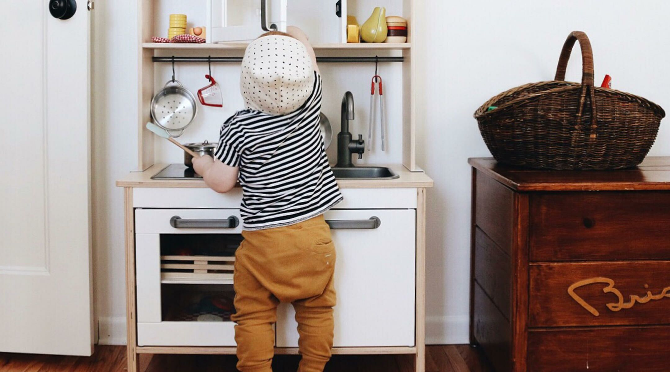 What A First-Time Mom Learned From Decorating A Nursery