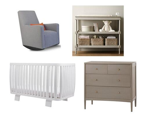 Stylish Nursery Furniture for Every Budget