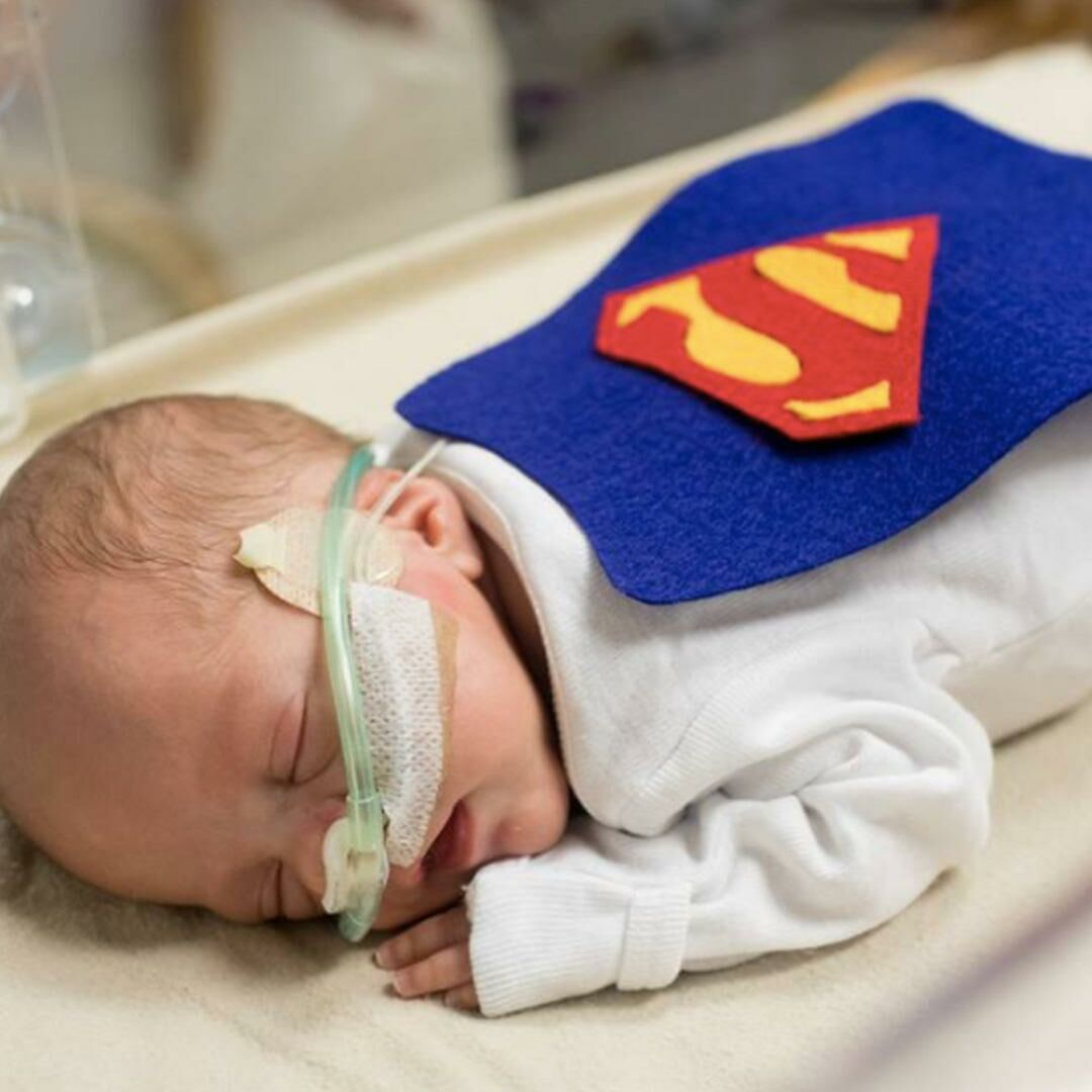& Preemie Halloween Costumes Come Kansas City NICU