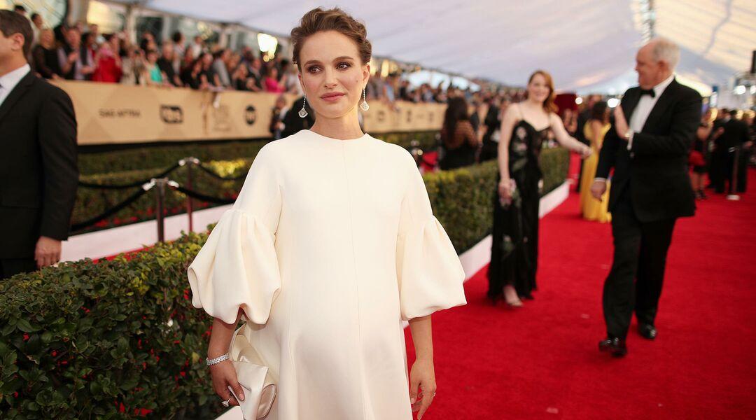 Natalie Portman at SAG awards
