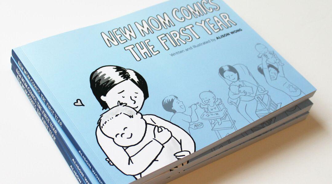 New Mom Comics book