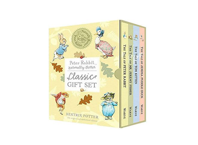 Peter Rabbit classic gift set