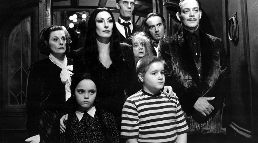 halloween addams family costume