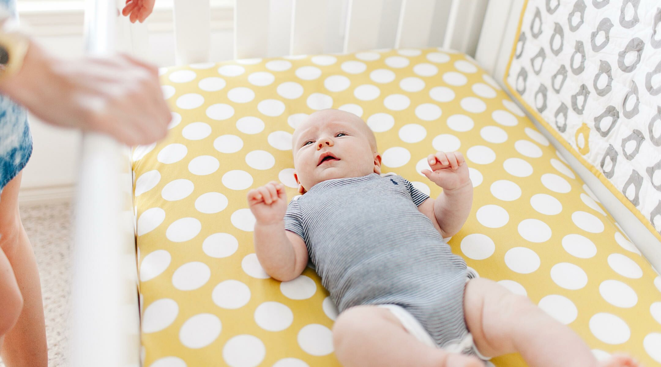 SIDS Risk Is Higher for Children in Certain States