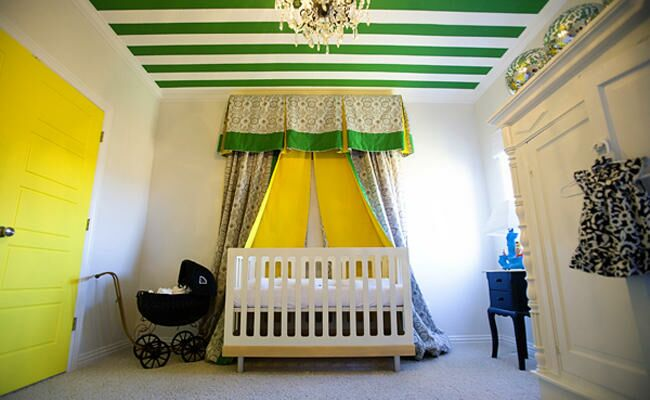8 Inspiring Ideas For A Green Nursery