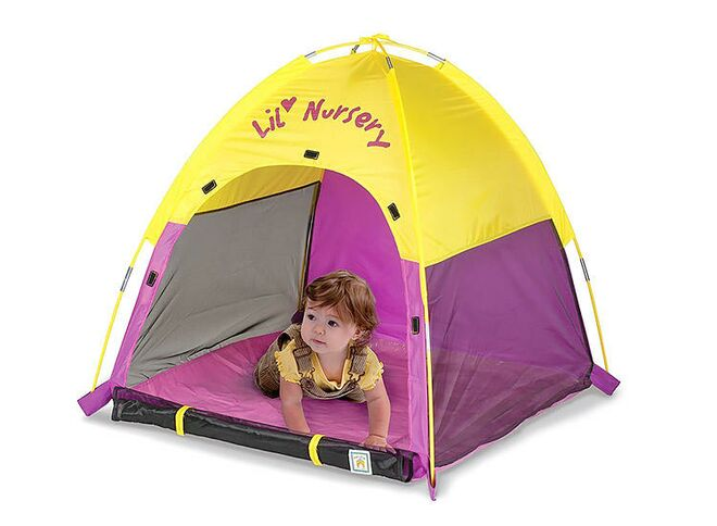 Pacific Play Tents Lil Nursery baby beach tent  sc 1 st  The Bump : sun tents for infants - memphite.com