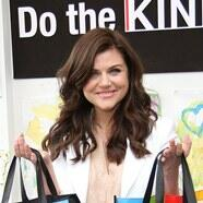 Tiffani Thiessen Admits the Best and Worst Things About Having a Toddler