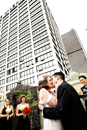 Oviatt Penthouse Wedding