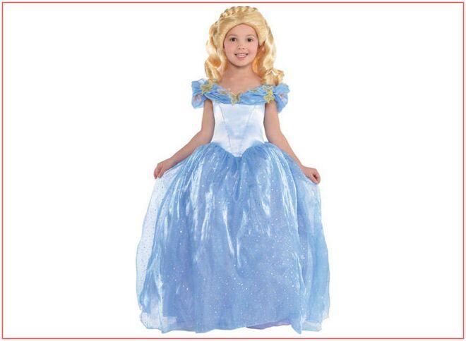 toddler-hallowen-costumes-girls-cinderella  sc 1 st  The Bump & Best Toddler Halloween Costumes 2017