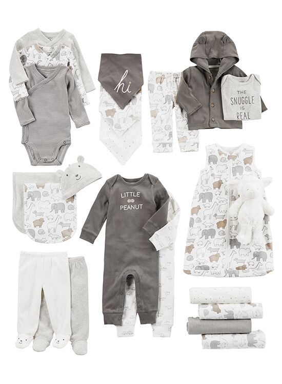 c859b227a584 What You Need on Your Baby Clothing Registry