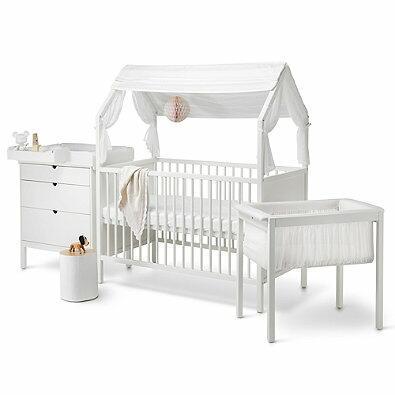 Stokke Home Crib From Stokke The Bump Baby Registry Catalog