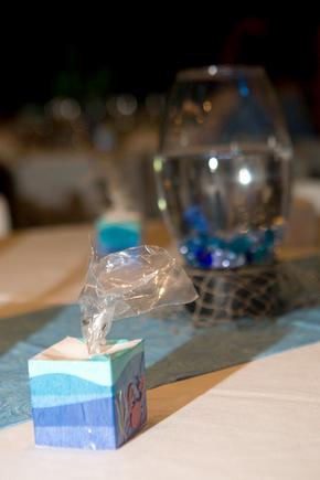 Mystic Aquarium Wedding