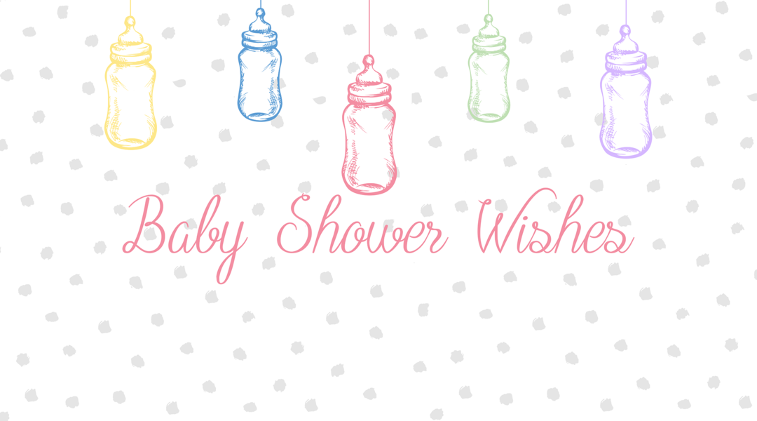 Baby Shower Wishes What To Write In A Baby Shower Card