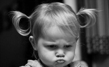 9 Babies Making the Grumpiest (and Cutest!) Faces We've Ever Seen