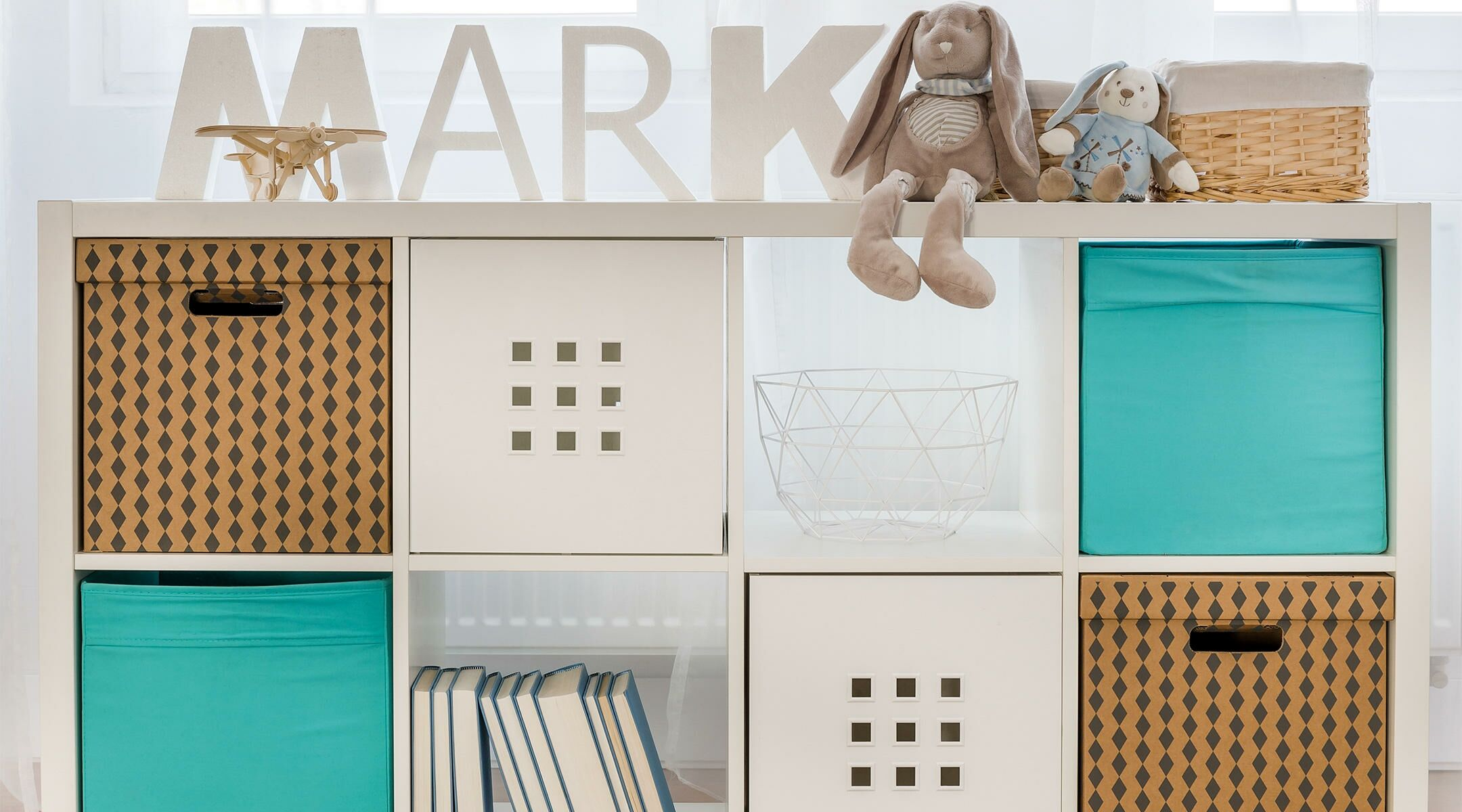 Creative (and Easy!) Ways to Go Green With Baby Storage