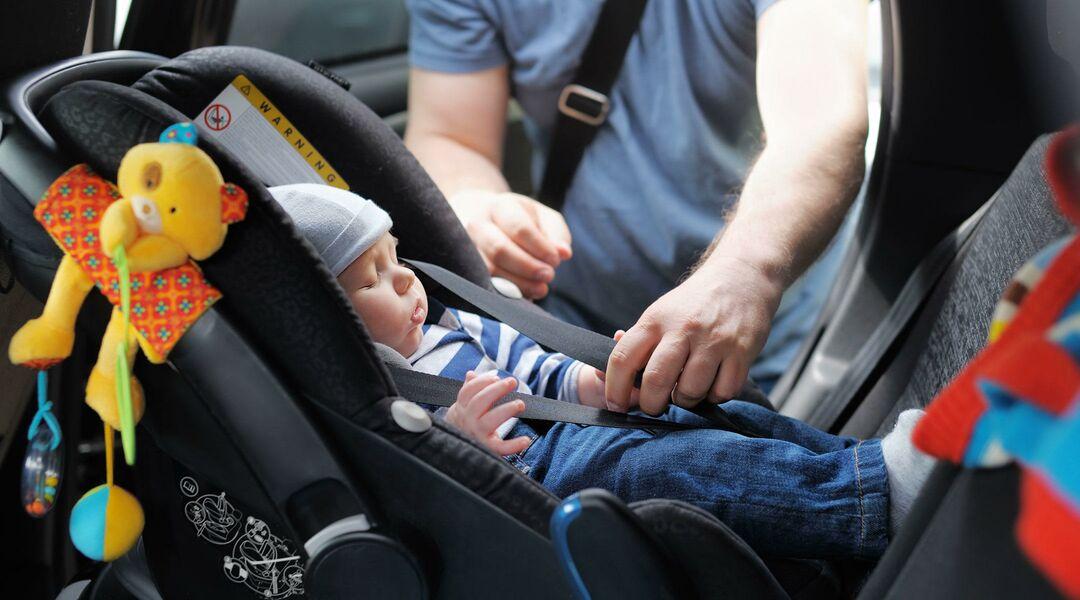 Best Infant Car Seat Hero Image