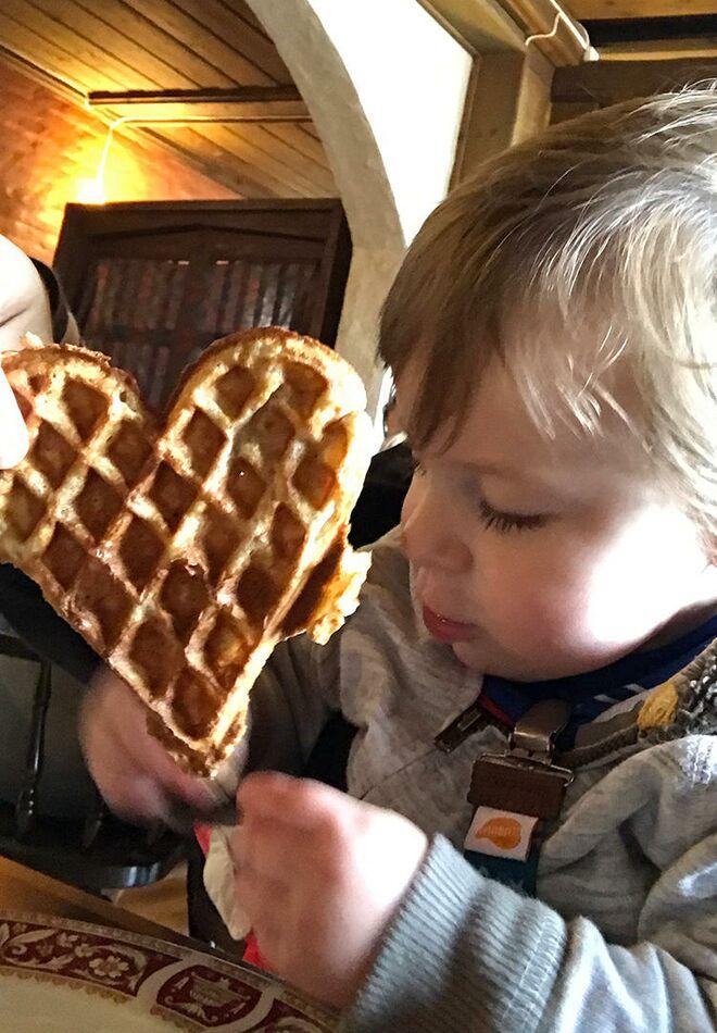 norway waffle
