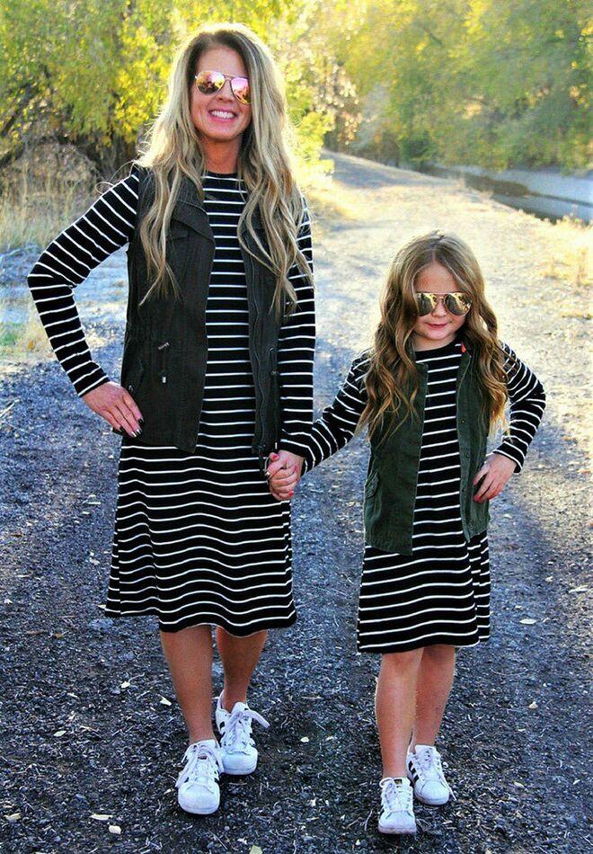 black-white-striped-mommy-