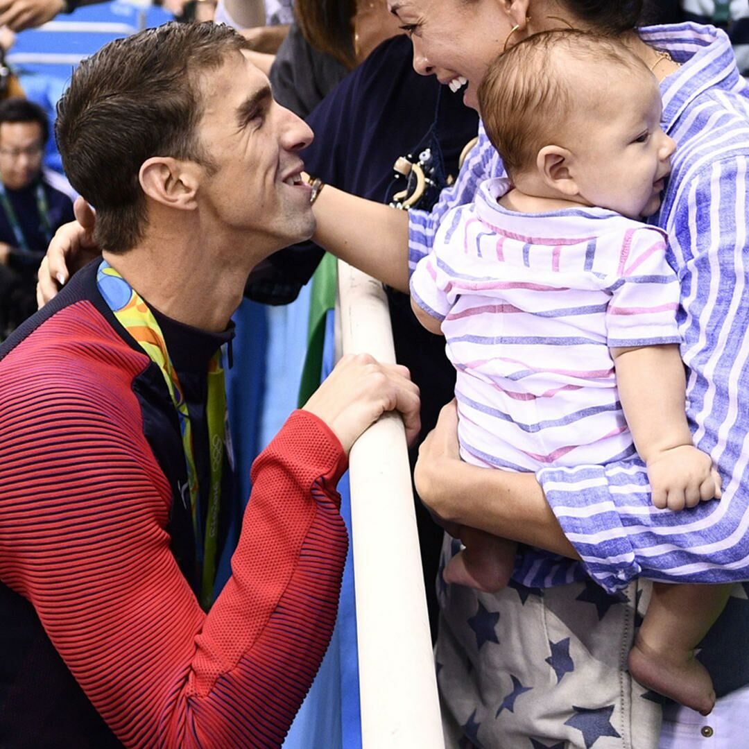 5 Olympic Babies Who Stole the Show in Rio
