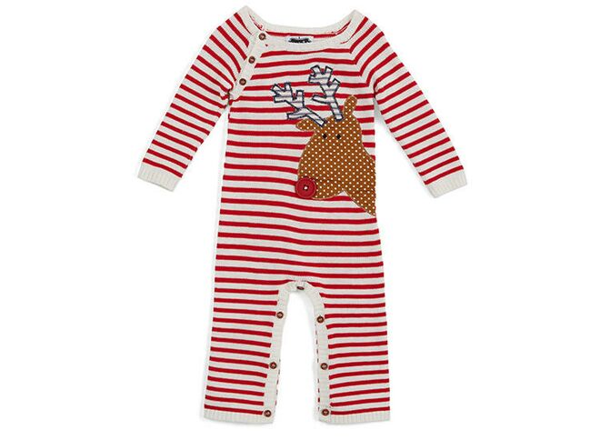 Baby's First Christmas: Ornament and Outfit Ideas