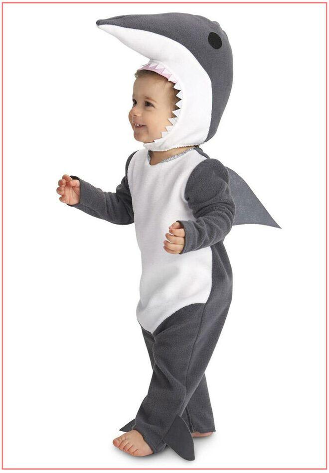 toddler-halloween-costume-cheap-shark  sc 1 st  The Bump & Best Toddler Halloween Costumes 2017